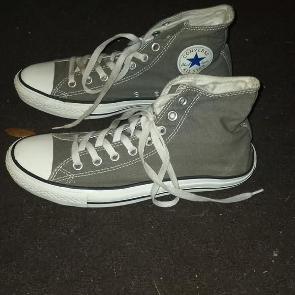 Converse Chuck Taylor All Star High Charcoal